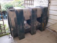 Oil tank 1226L or 270 Gallons