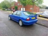 2003 MG zs turbo diesel. 50mpg & £145 year tax