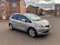 HONDA JAZZ AUTOMATIC 1.4 EX, PAN ROOF, CRUISE, PARKING SENSORS, FULL SERVICE HISTORY
