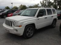 2008 Jeep Patriot NORTH EDITION A/C MAGS