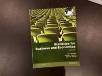Statistics for Business and Economics - P. Newbold, W. L. Carlson, B.M. Thorne
