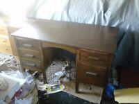 Vintage Desk from Freemasons Lodge