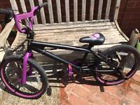 Muddy Fox Ransom BMX bike