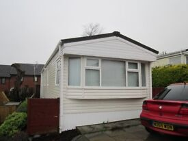 STATIC CARAVAN,on RESIDENTIAL SITE, ABERYSTWYTH, 2 BEDROOM