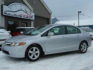 2008 Honda Civic EX-L CUIR/TOIT 142 000KM (dx, lx, si) corolla