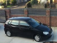 Vw Volkswagen Polo 1.2 Black ,77000 Miles ,Hpi clear