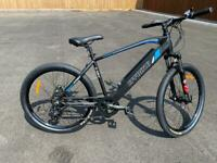 Electric Mountain Bike 36V 13AH 350W Long Range Throttle 5 Peddle Assist Modes Unisex Bike Brand New