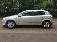 2005 Vauxhall Astra 1.6 SXI, 5 Door, Petrol, Manual, MOT 12 Months*, 9 stamps in service book