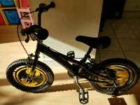 Boys Batman Bike