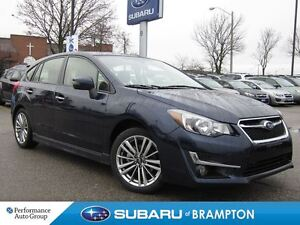 2016 Subaru Impreza Limited Package USED DEMONSTRATOR