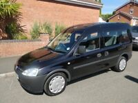2010 Vauxhall Combo - Full MOT - Gowrings Mobility Conversion - Very Low Mileage