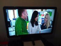 """Slim 47"""" PHILLIPS full hd ready LCD TV freeview inbuilt"""