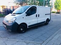 NISSAN PRIMASTAR SWB 2900 DCI 100 2004 120,000K 12 MONTHS MOT DRIVES PERFECT 4 BRAND NEW TYRES