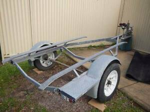 Swiftco Galvanised Boat Trailer Burleigh Waters Gold Coast South Preview