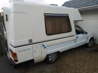 *diesel great economy *reliable *comfortable *low mileage for age *gas fridge, grill and hobs