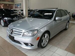 2010 Mercedes-Benz C-Class C300 4MATIC NO ACCIDENTS EXTRA CLEAN