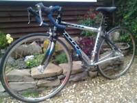 Bh racing bike 44cm Huge speck carbon fibre front and rear forks very rare and light