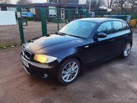 BMW, 1 SERIES, Hatchback, 2009, Manual, 1995 (cc), 5 doors