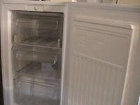 White Fridge and separate Freezer