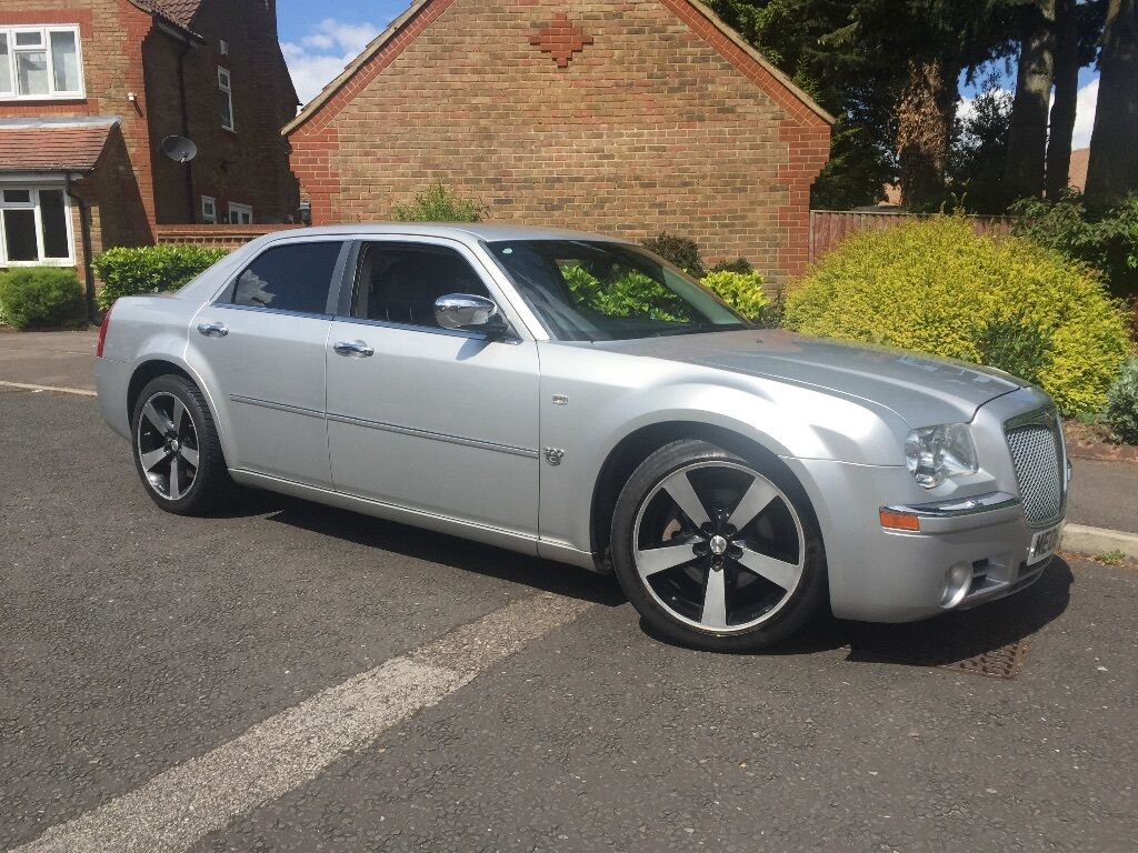 2008 chrysler 300 c crd diesel silver mot 2017 px welcome in uxbridge london gumtree. Black Bedroom Furniture Sets. Home Design Ideas