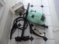 Polti Vaporetto Steam Cleaner and Iron £Excellent Condition