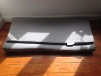 Double bed topper, IKEA SULTAN TORSMO in a very good condition