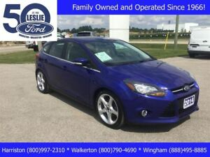 2014 Ford Focus Titanium | Accident Free | One Owner