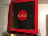 Husky coca cola fridge
