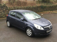 £15 per Wk!! 2009 (09) VAUXHALL CORSA 1.2 PETROL MANUAL NEW MOT