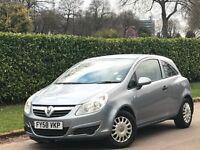 Vauxhall Corsa 1.3 CDTi 16v Life 3dr £30 A YEAR RD TAX+LONG MOT+