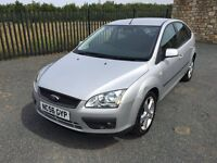 2006 56 FORD FOCUS 1.6 SPORT 5 DOOR HATCHBACK - *LOW MILEAGE* - JAN 2017 M.O.T - CHEAP EXAMPLE!