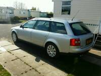 Audi a6 1.9 130bhp 96kw for parts 6speed manual