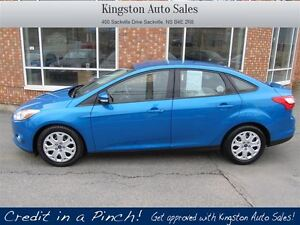 2012 Ford Focus SE ONE OWNER, CLEAN CARPROOF