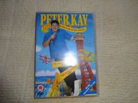 Peter Kay DVD ( LIVE ) at top of the tower )