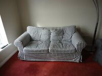 2 seater sofa from IKEA