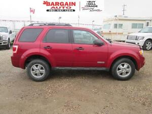 2008 Ford Escape XLT,Automatic,DVD,FULLY LOADED