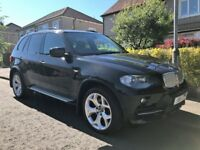BMW X5 3.0 DIESEL AUTOMATIC +++ FULL SERVICE HISTORY AND LONG MOT TILL 27TH MARCH 2019 +++