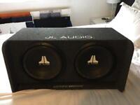"JL Audio 12"" subs"