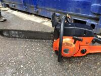 Sachs Dolmar 100cc chainsaw
