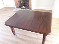 Victorian dining table