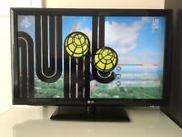 "LG 42"" 42LD450 Full HD 1080p Digital Freeview LCD TV"