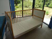 Kiddicare Devonshire Cot Bed Mk11