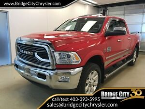 2017 Ram 3500 Longhorn- Special DEMO PRICE *AIR RIDE*