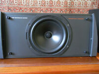 Kef Reference 90 centre speaker (home cinema, surround sound)