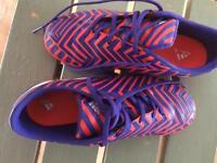 Boys adidas Astro football boots