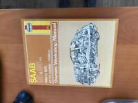 Haynes manual Saab