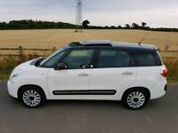 BARGAIN 2015 Fiat 500L 1.6 Diesel Lounge 27k 7 seater 120bhp 6 speed Top of the range It's like new!