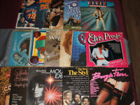 JOBLOT MIXED ALBUMS 39 AND OVER 50 SINGLES.....