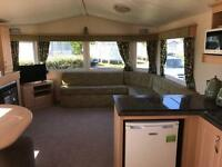 8 berth caravan In Trecco Bay Porthcawl