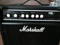 Marshall MB15 bass guitar amp combo 15 Watt